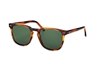 CO Optical Aaron 2048 002 Marron / Havana / Vert vue en perpective Thumbnail