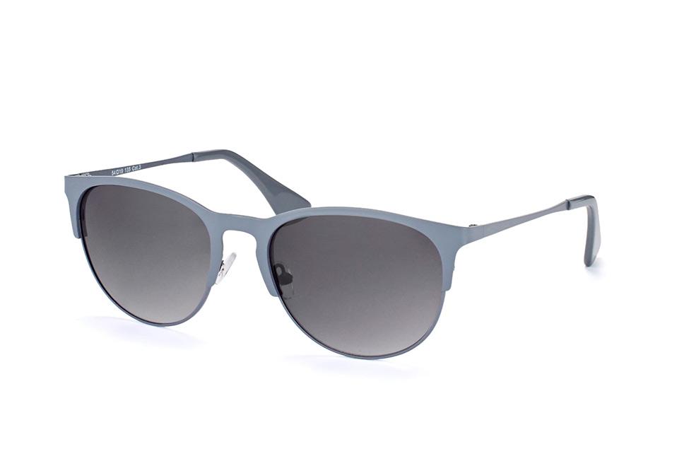 Alexis 2061 002, Browline Sonnenbrillen, Grau
