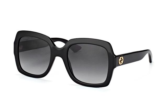 Gucci GG 0036S 001 Le Plus Récent Prix Pas Cher Véritable Vente En Ligne Livraison Gratuite Pas Cher Classique Sortie 100% Garantie De Vente En Ligne 7sfCQPOw