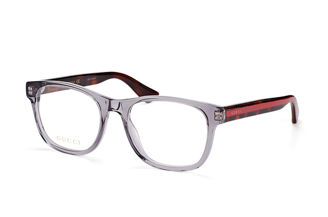 bfb56af435 ... Gucci Glasses  Gucci GG 0004O 004. null perspective view ...
