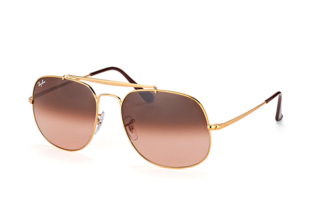 Ray-Ban General RB 3561 9001/A5 Perspektivenansicht
