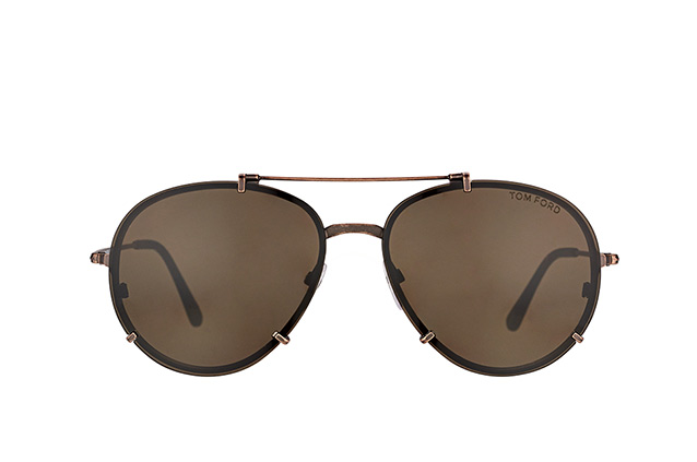 Tom Ford Dickon FT 527/S 49J small