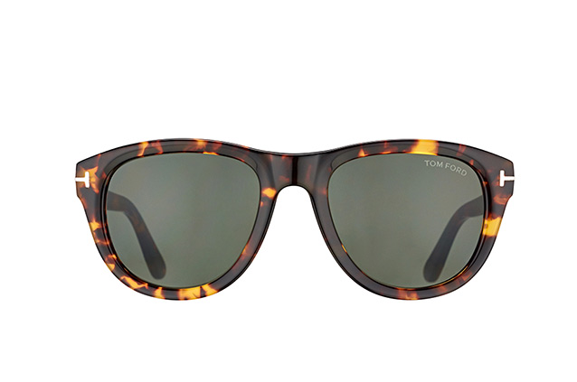 Tom Ford Benedict FT 520/S 52N perspective view
