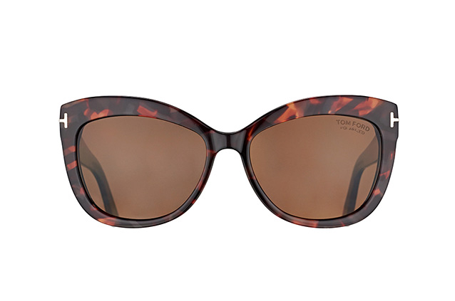 Tom Ford Alistair FT 524/S 54H perspective view