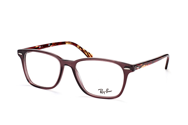 Ray-Ban RX 7119 8023 large Perspektivenansicht