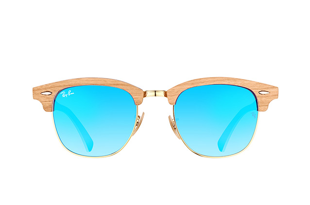 b193f0a8521 ... where to buy ray ban clubmaster rb 3016 m 1180 7q perspective view  25060 2536c