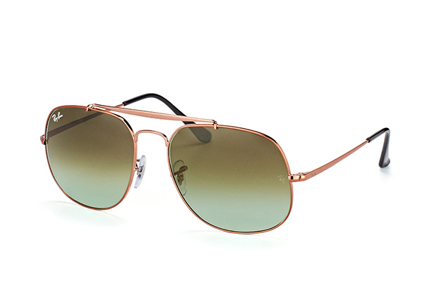 Ray-Ban General RB 3561 9002/A6 Perspektivenansicht