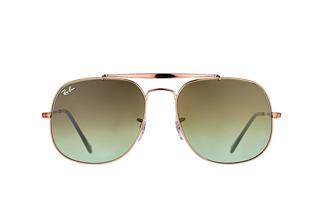 Ray-Ban General RB 3561 9002/A6 klein
