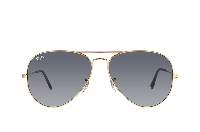Ray-Ban Aviator II RB 3026 197/71 perspective view