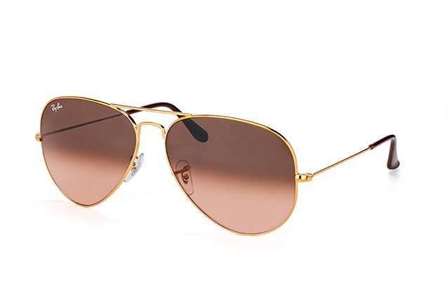 65c622fd21e62 ... Ray-Ban Aviator II RB 3026 9001 A5. null perspective view ...