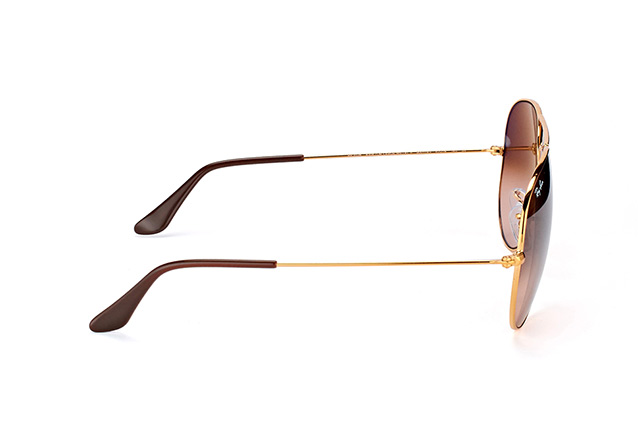 Ray-Ban Aviator II RB 3026 9001/A5 perspective view