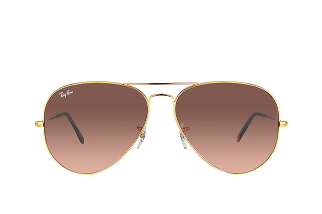 Ray-Ban Aviator II RB 3026 9001/A5 shiny light bronze hdUi55IuuV