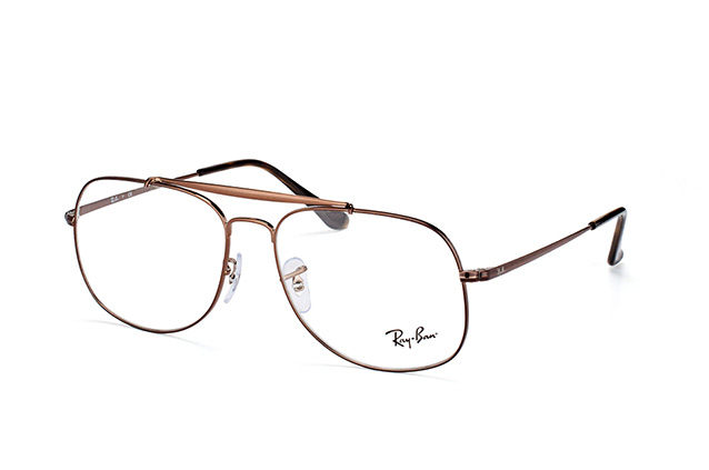 ce8acd44f5 ... Glasses  Ray-Ban RX 6389 2531. null perspective view ...