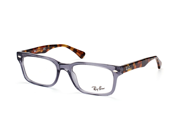 Ray-Ban RX 5286 5629 small Perspektivenansicht