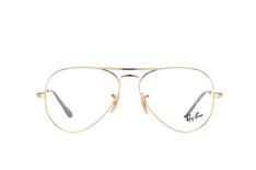 gafas ray ban aviator de ver