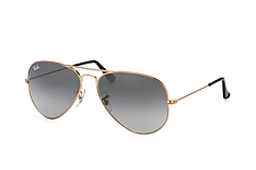 Ray-Ban Aviator large RB 3025 197/71 small