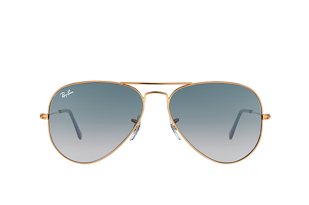 Ray-Ban Aviator large RB 3025 197/71 Perspektivenansicht