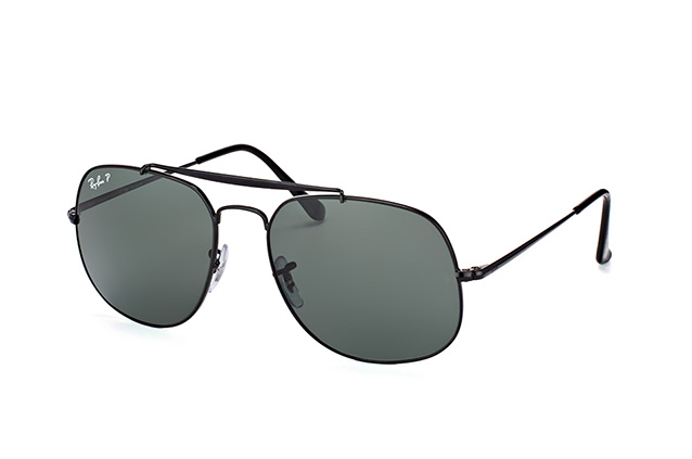 Ray-Ban General RB 3561 002/58 vue en perpective