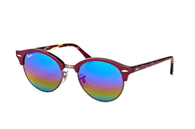 Ray-Ban Clubround RB 4246 1222/C2 perspective view