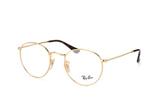 Ray-Ban ROUND METAL RX 3447V 2500 L small