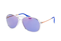 Ray-Ban Alex RB 4201 6294/d1, Aviator Sonnenbrillen, Transparent