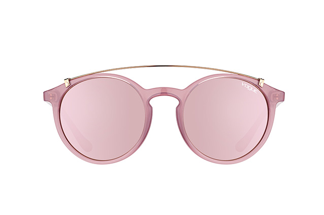 Vogue Eyewear VO 5161-S 25355R , Rose , Aviator