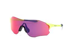 Oakley Evzero Path OO 9308 18, Sporty Sonnenbrillen, Schwarz