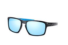 Oakley Sliver OO 9262 40, Sporty Sonnenbrillen, Schwarz