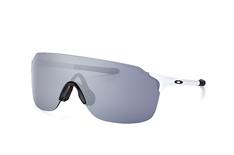 Oakley Evzero Stride OO 9386 01, Singlelens Sonnenbrillen, Schwarz