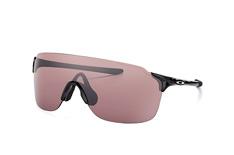 Oakley Evzero Stride OO 9386 06, Singlelens Sonnenbrillen, Schwarz