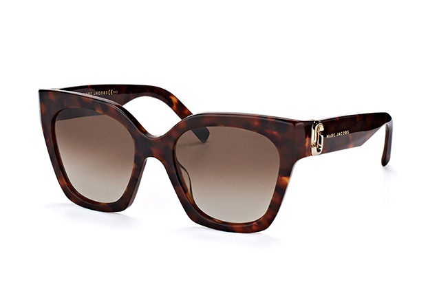 aa0acb95b7 ... Marc Jacobs Sunglasses  Marc Jacobs Marc 182 S 086 HA. null perspective  view ...
