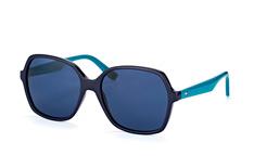 Tommy Hilfiger TH 1490/s OW4 KU, Butterfly Sonnenbrillen, Blau