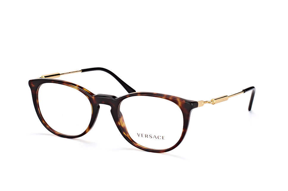 Versace Damen Brille » VE1244«, goldfarben, 1399 - gold
