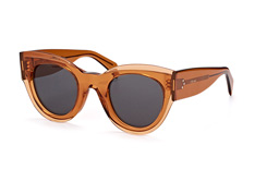 Céline CL 41447/s L7Q IR, Butterfly Sonnenbrillen, Orange