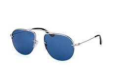 Prada Teddy PR 58Os 5Av1V1, Aviator Sonnenbrillen, Silber