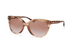 MICHAEL KORS Michael Kors Damen Sonnenbrille »ABELA II MK6039«, braun, 314513 - braun/braun