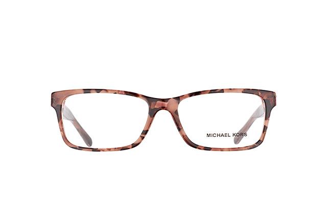 MICHAEL KORS Michael Kors Damen Brille »KYA MK4043«, rosa, 3251 - rosa