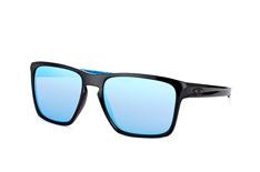 Oakley Sliver XL OO 9341 12, Square Sonnenbrillen, Schwarz
