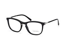 Valentino VA 3003 5001, Square Brillen, Schwarz