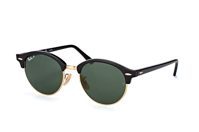 Ray-Ban Clubround RB 4246 901/58 perspective view