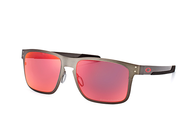 aae6be630cd ... Oakley Sunglasses  Oakley Holbrook Metal OO 4123 05. null perspective  view ...