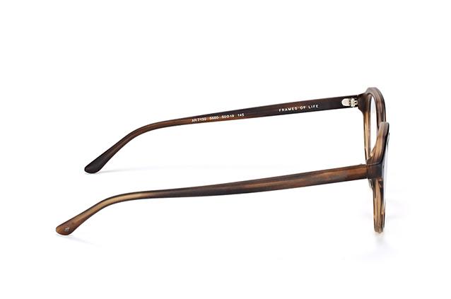 Giorgio Armani Herren Brille » AR7132«, braun, 5560 - braun