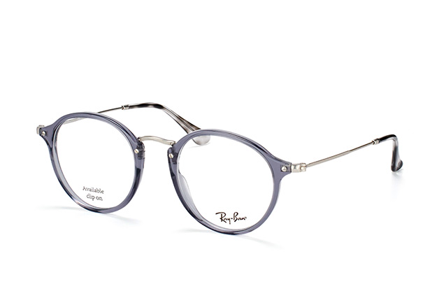 cb51f657b7 ... Glasses  Ray-Ban RX 2447V 8033. null perspective view ...