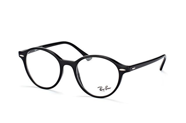 32e7707c3f ... Glasses  Ray-Ban RX 7118 2000. null perspective view ...