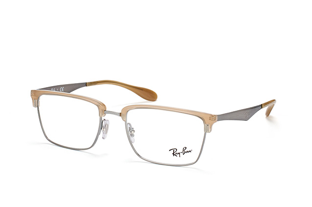2b2f5236b04 ... Glasses  Ray-Ban RX 6397 2935. null perspective view ...