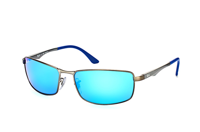 Ray-Ban RB 3498 029/9R small Perspektivenansicht