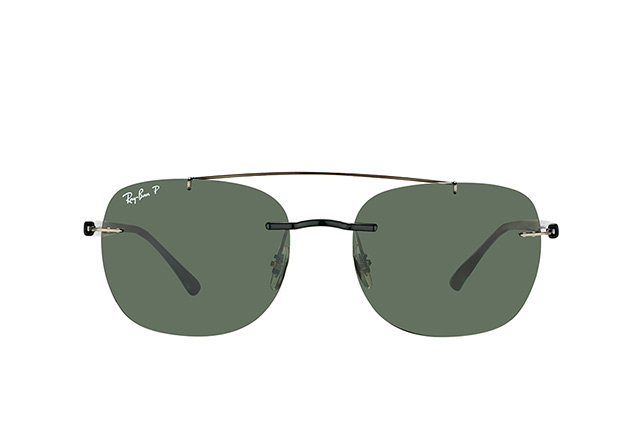 Ray-Ban LightRay RB 4280 601/9A Perspektivenansicht