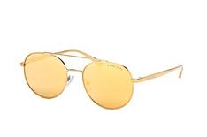 Michael Kors Lon MK 1021 11687P, Aviator Sonnenbrillen, Goldfarben