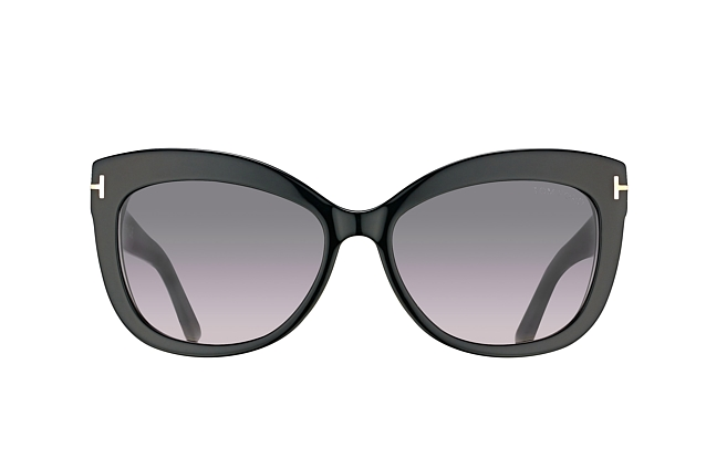 Tom Ford Alistair FT 524/S 01B perspective view