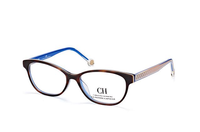 8bf0d07744 ... Carolina Herrera Glasses  Carolina Herrera VHE 726L V35Y. null  perspective view ...